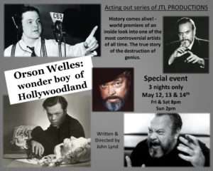 Orson Welles Web